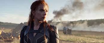 Black Widow in de bioscoop