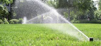 Image result for benefits of automatic lawn sprinkler system
