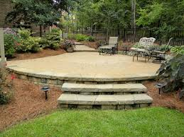 Raised paver patio Design Ideas Raised Paver Patio With Steps Keeler Landscape Hardscapes Portfolio Keeler Landscape