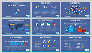 Download Mobile social media PowerPoint template             Buy     Drive point