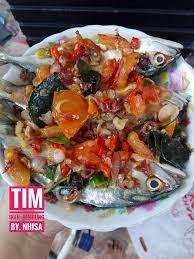Bumbunya yang melimpah juga bikin rasanya leb. Tim Ikan Kembung By Sweetishop Langsungenak Com