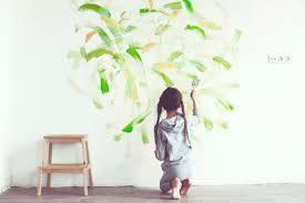 mod kid paint room