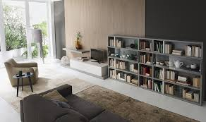 living with add book. view in gallery floor standing living room shelf with an exclusive tv unit and glass shelves add book