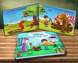 Amazon.com: Personalized Children\u0027s Story Book - Totally Unique ...