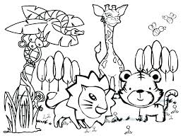 zoo coloring sheets free free printable animal coloring pages free printable coloring sheets colouring pages free