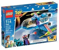 <b>Конструктор LEGO Toy</b> Story 7593 Buzz's Star командный корабль ...