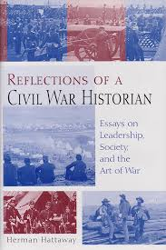 reflections of a civil war historian essays on leadership  cover of book