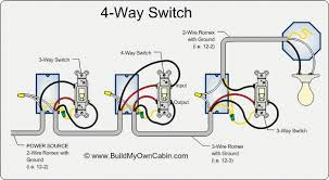 marvellous how to wire a 4 way switch in addition to 4 way switch 3-Way Switch Wiring Methods at 3 Way Switch Wiring Diagram Light In Middle