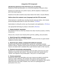 Examples Of Effective Resumes Good It Resume Examples Examples of Resumes 42