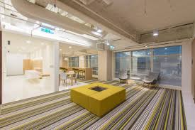 Trends In Office Design Delectable Trend Micro Offices By IDA Workplace Strategy Taipei Taiwan