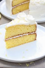 Lemon Cake Tastes Better From Scratch