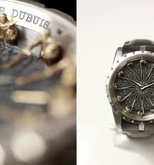 Knights Of Round Table Watch Excalibur Knights Round Table Ii Roger Dubuis