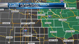 Flash Flood Watch: Heavy Rainfall May ...