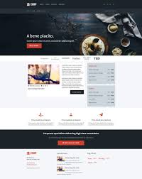 Corp Free Responsive Html5 Foundation Template Htmltemplates Co