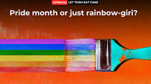 Pride month or just rainbow-giri? - Times of India
