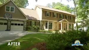 Exterior House Remodel Home Design Ideas - Split level exterior remodel