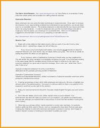 Resume Samples Summary Of Qualifications Valid New Resume Examples
