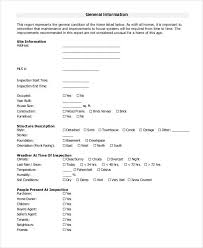 Simple Checklist Template Home Inspection Checklist Template 9 Free Pdf Documents Download