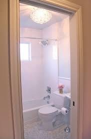 gray walls bathroom