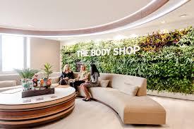 office the shop. The Body Shop Headquarters - Croydon 2 Office E
