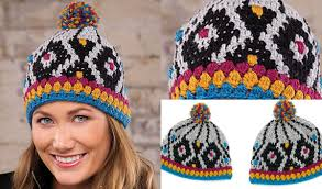 Free Hat Crochet Patterns