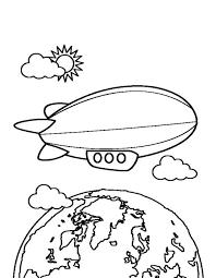 Zeppelin Te Printen Via Wwwkleurenisleuknl Kleurenisleuknl