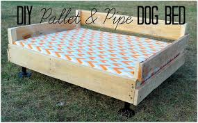 pallet pipe dog bed platform, diy, pallet, pets animals, repurposing  upcycling,