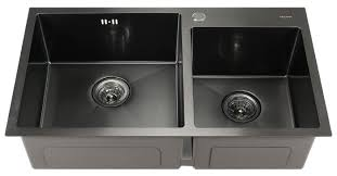 Врезная <b>кухонная мойка MELANA</b> MLN-8045 80х45см ...