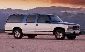 1992 Chevrolet Suburban Specs and Photos | StrongAuto