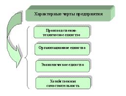Экономика предприятия Производственная и организационная структура  Производственная и организационная структура предприятия