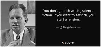L Ron Hubbard Quotes Simple TOP 48 QUOTES BY L RON HUBBARD Of 348 AZ Quotes