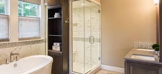 bathroom and shower lighting