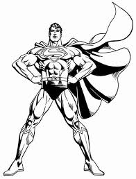 Small Picture Superman Coloring Pages Free Printable Coloring Pages