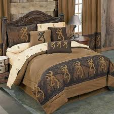 stag rustic bedding set browning oak tree bedding collection toddler bedding sets