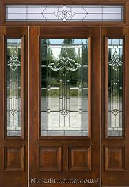 luxury front doorsExterior Great Front Entrance With Single Door And Cube Curve