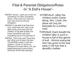 a doll s house themes  7