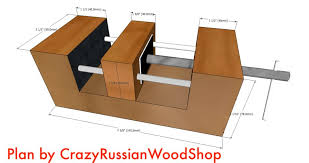 diy drill press vise free plans zoom pictures image