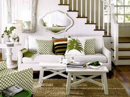 Living Room Small Space Modern Contemporary Living Room Concept Design With White Leather