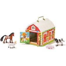 melissa and doug latches barn