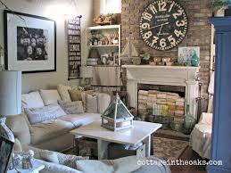 Vintage Cottage Living Room