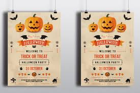 Costume Contest Flyer Template 25 Halloween Party Flyer Poster Psd Templates Graphic Cloud