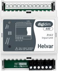 Helvar Designer 440 Input Unit Helvar