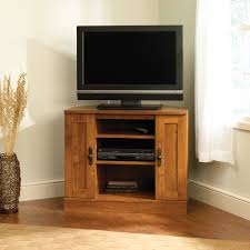 best tv stand corner unit for your family room design small oak wooden tv stand