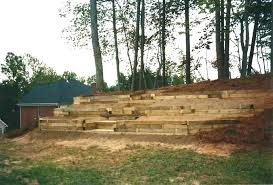 6x6 retaining wall landscaping timber walls timber retaining wall for your springs landscaping timber walls landscape