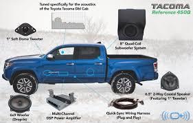 Tacoma (Dbl Cab)   OEM Audio Plus