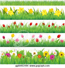 Small Picture Flower Garden Borders Clipart Clipart Pinterest Flower