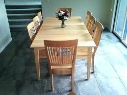 maple dining table and chairs maple dining chair solid maple prairie table dark maple dining room maple dining table and chairs