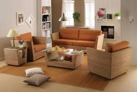 For Furniture In Living Room Featured Appealing Rattan Living Room Design Rattan With Table