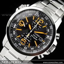 buy seiko solar power alarm chronograph mens sport watch ssc077p1 seiko solar power alarm chronograph mens sport watch ssc077p1 ssc077