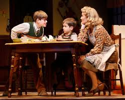 The musical is the stage adaptation of the classic 1983 hit film. A Christmas Story The Musical Broadway Musical Original Ibdb